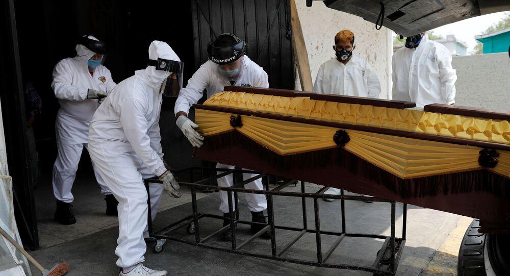 Funerales en México