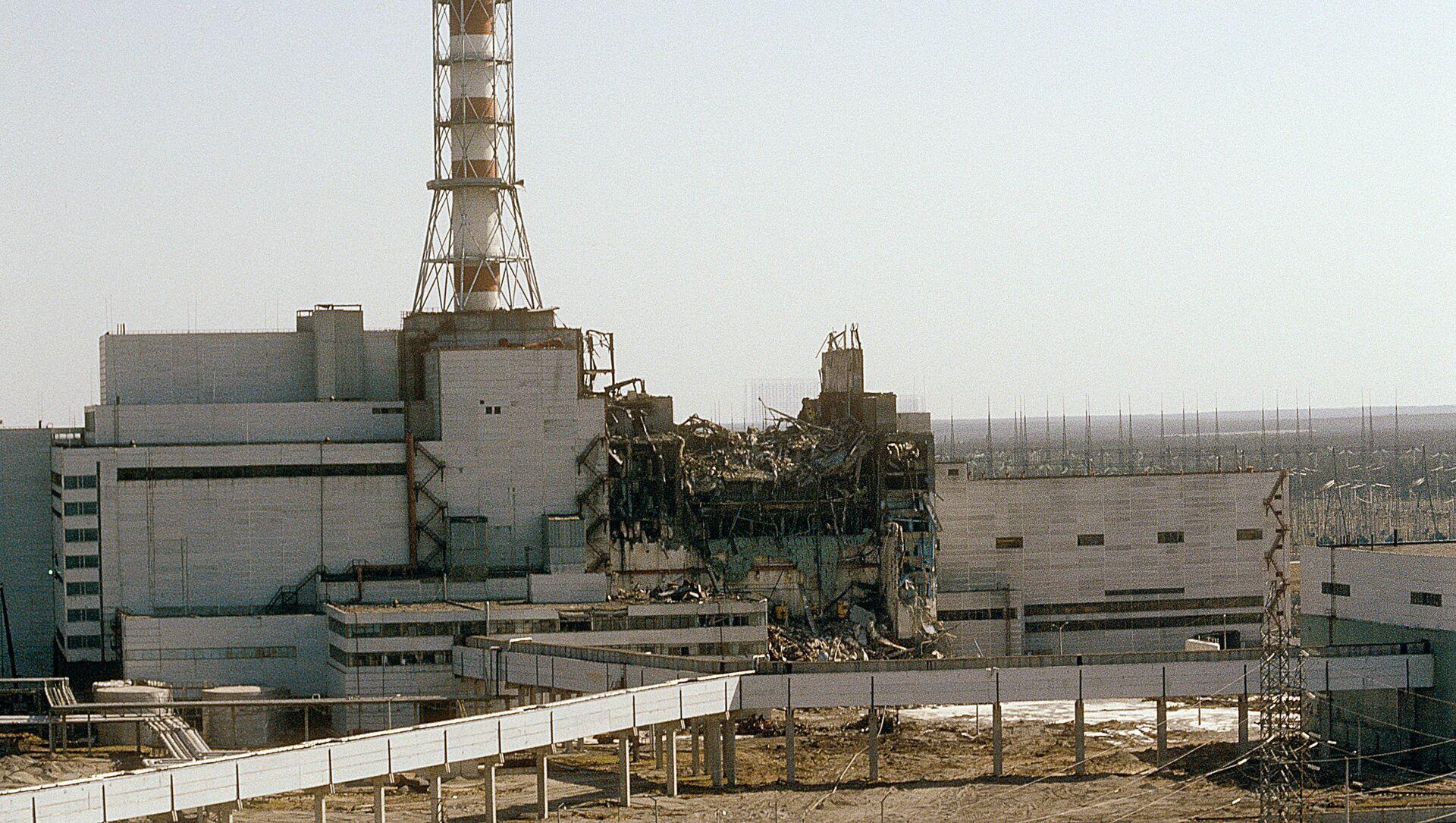 A 34 años de la tragedia de Chernóbil, la zona de exclusión sigue contaminada - Sputnik Mundo, 1920, 26.04.2020