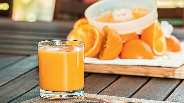 Zumo de naranja - Sputnik Mundo