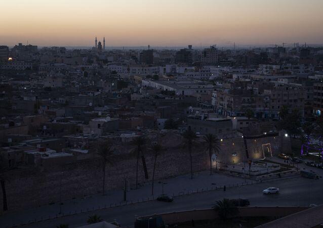 Trípoli, Libia (archivo)
