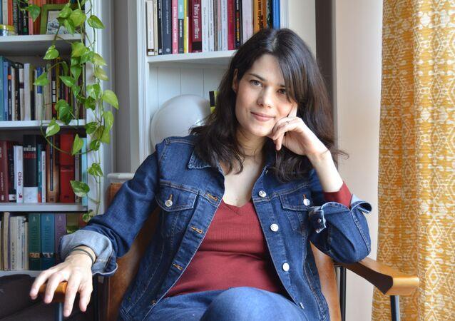 Dirigente política Isabel Serra