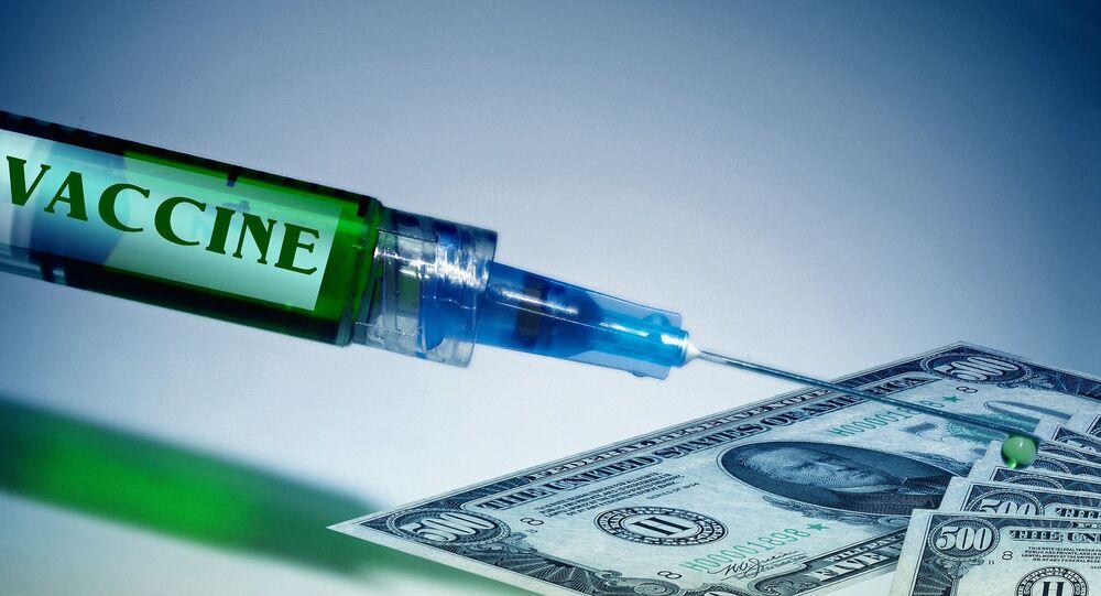 Una vacuna (imagen referencial)
