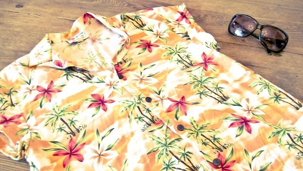 Camisa típica Hawaii - Sputnik Mundo