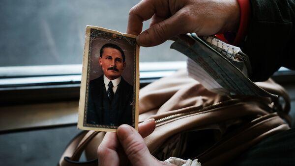 Una fotografía del médico venezolano José Gregorio Hernández - Sputnik Mundo