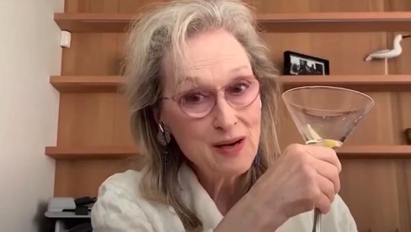 Meryl Streep, actriz estadounidense - Sputnik Mundo