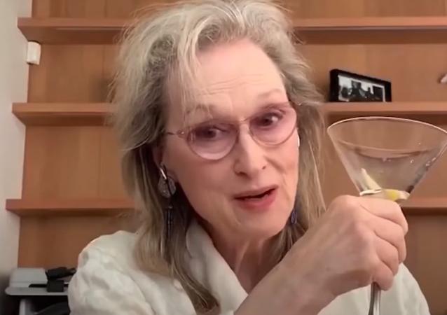 Meryl Streep, actriz estadounidense
