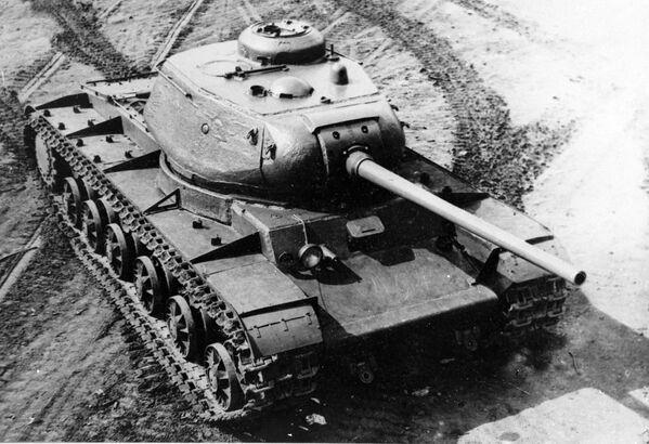 Los legendarios tanques soviéticos con los que vencieron en la Gran Guerra Patria - Sputnik Mundo
