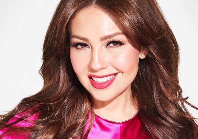 Thalía, artista mexicana