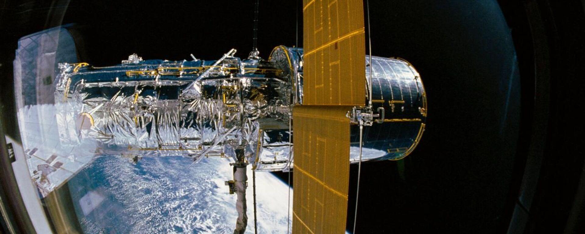 El telescopio Hubble - Sputnik Mundo, 1920, 16.07.2021