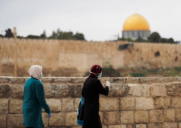 Coronavirus en Jerusalén