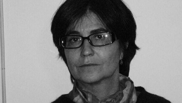 Lourdes Gómez - Sputnik Mundo