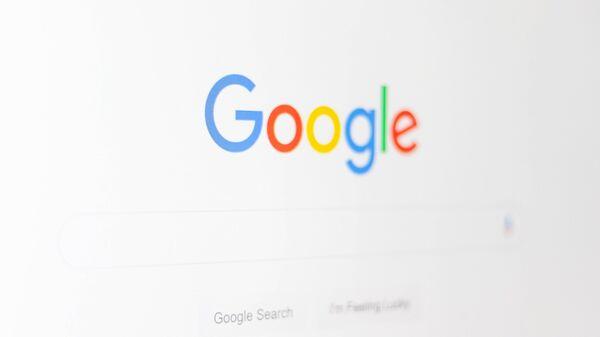 Logo de Google (imagen referencial) - Sputnik Mundo