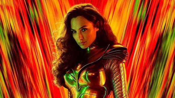 Gal Gadot como Wonder Woman - Sputnik Mundo