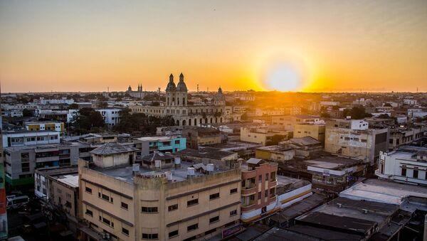 La ciudad colombiana de Barranquilla - Sputnik Mundo