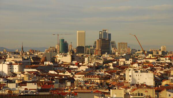 Panorámica de Madrid  - Sputnik Mundo