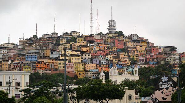 Guayaquil, Ecuador - Sputnik Mundo