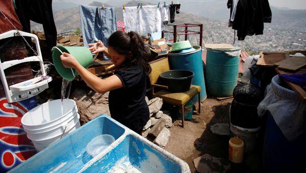 El problema de suministro de agua en México - Sputnik Mundo