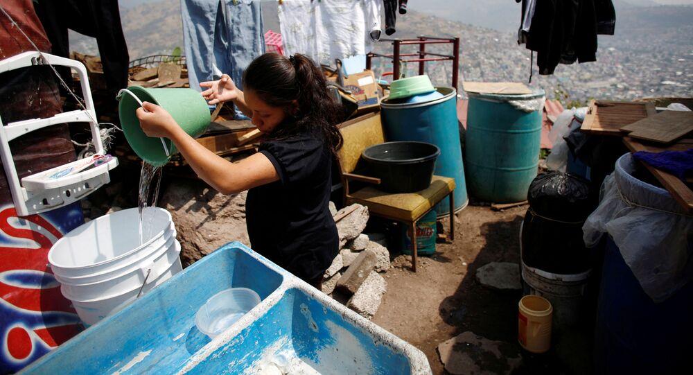 El problema de suministro de agua en México