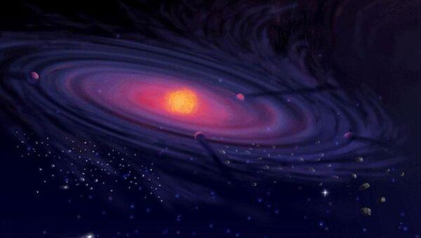 Disco protoplanetario - Sputnik Mundo
