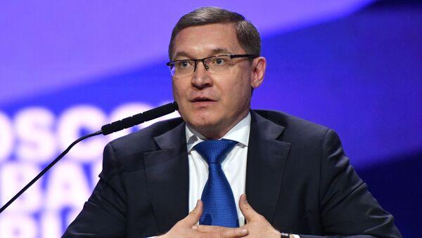 Vladímir Yákushev, ministro de Construcción de Rusia - Sputnik Mundo