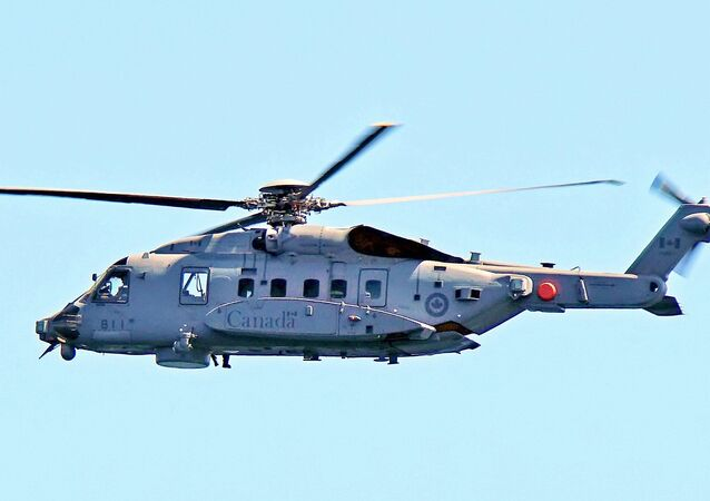 Sikorsky CH-148 Cyclone (Archivo)