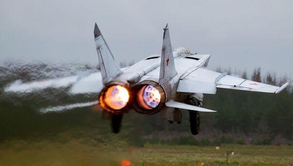 Un avión MiG-25 - Sputnik Mundo