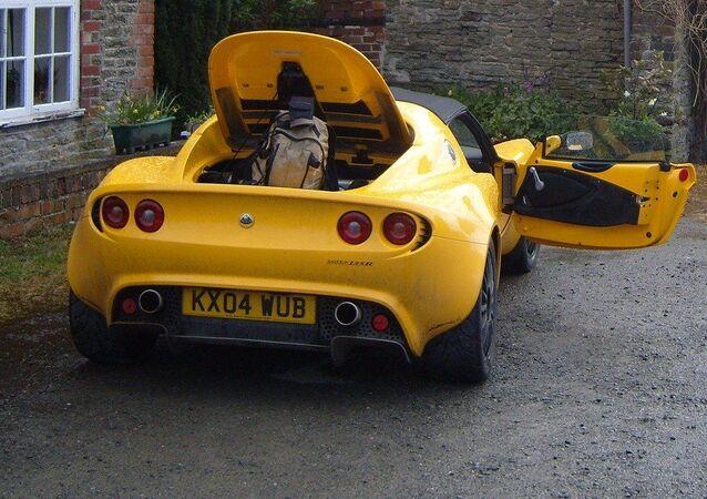 Un Lotus Elise