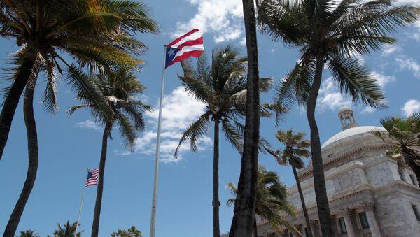 El Capitolio de Puerto Rico en San Juan - Sputnik Mundo