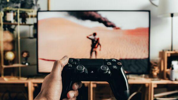 Un videojuego de la PS4 - Sputnik Mundo