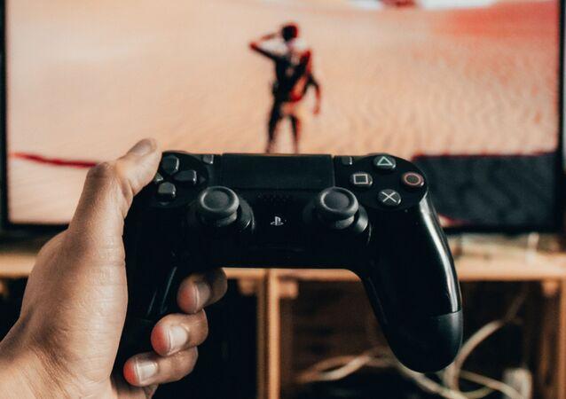 Un videojuego de la PS4