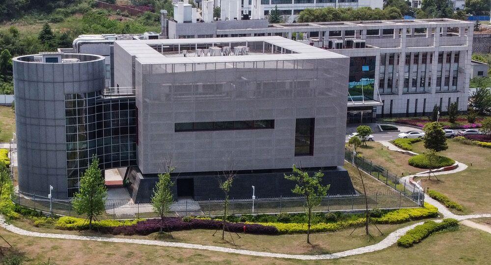 El Insitituto de Virología de Wuhan