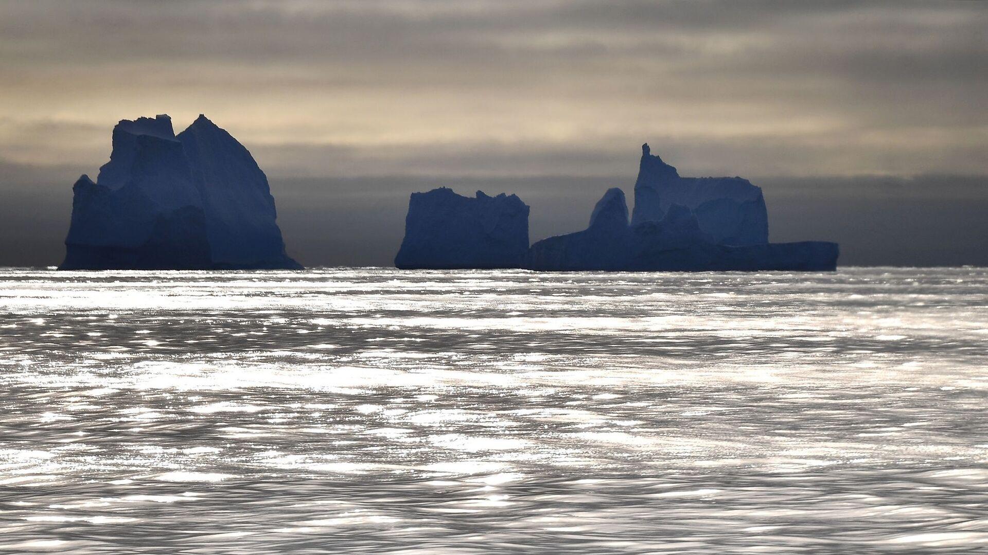 Los glaciares de la Antártida - Sputnik Mundo, 1920, 27.04.2021