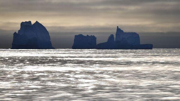 Los glaciares de la Antártida - Sputnik Mundo