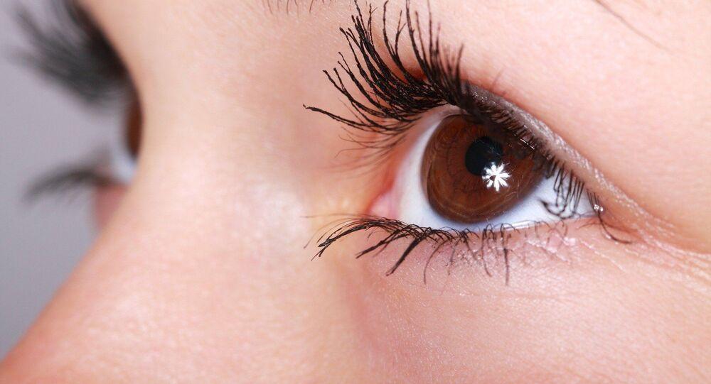 Ojos de una mujer (imagen referencial)