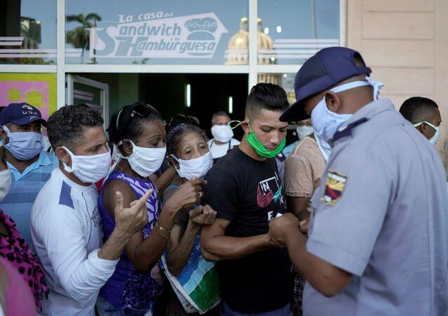 El coronavirus en Cuba