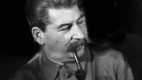 Iósif Stalin, Secretario General del Comité Central del Partido Comunista de toda la Unión - Sputnik Mundo