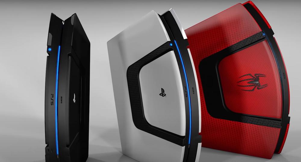 La PlayStation 5 (concepto)