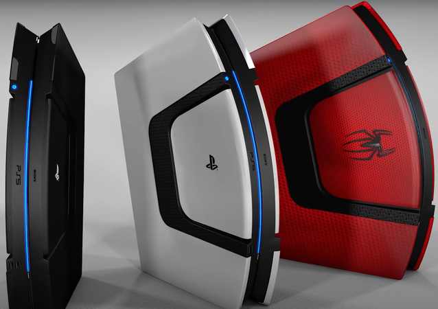 La PlayStation 5 (concepto)