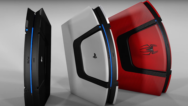 La PlayStation 5 (concepto) - Sputnik Mundo