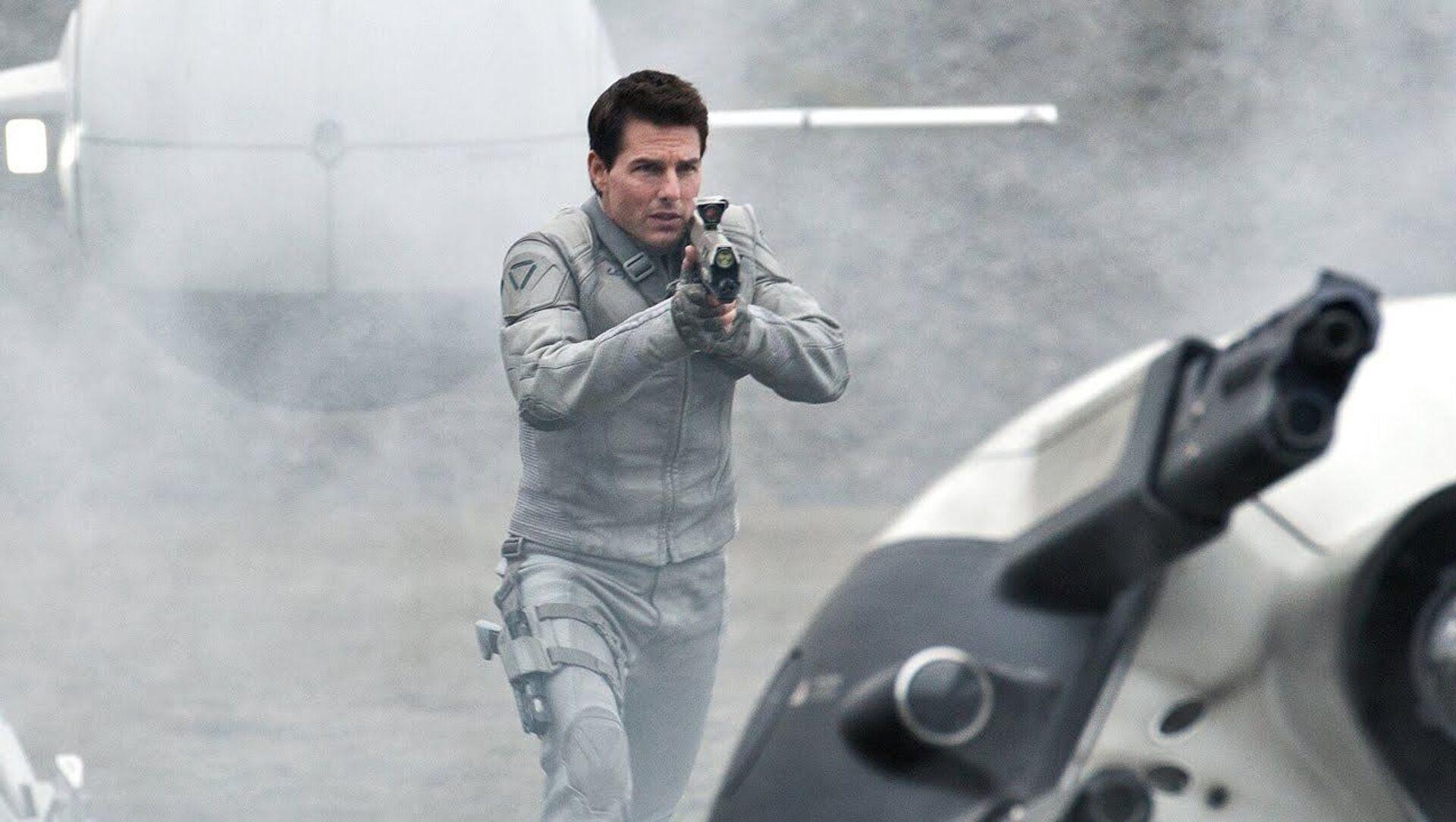 Tom Cruise en la película 'Oblivion' - Sputnik Mundo, 1920, 05.05.2020