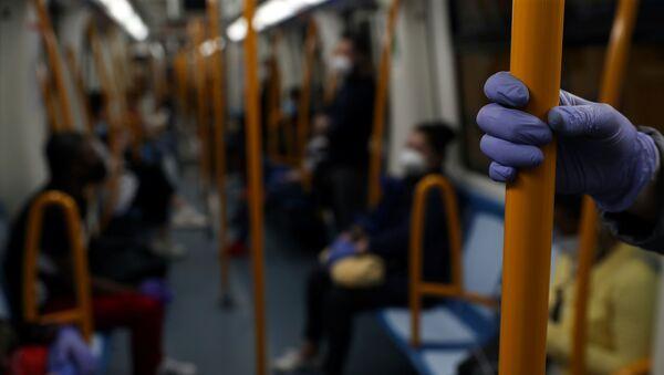 El metro de Madrid - Sputnik Mundo