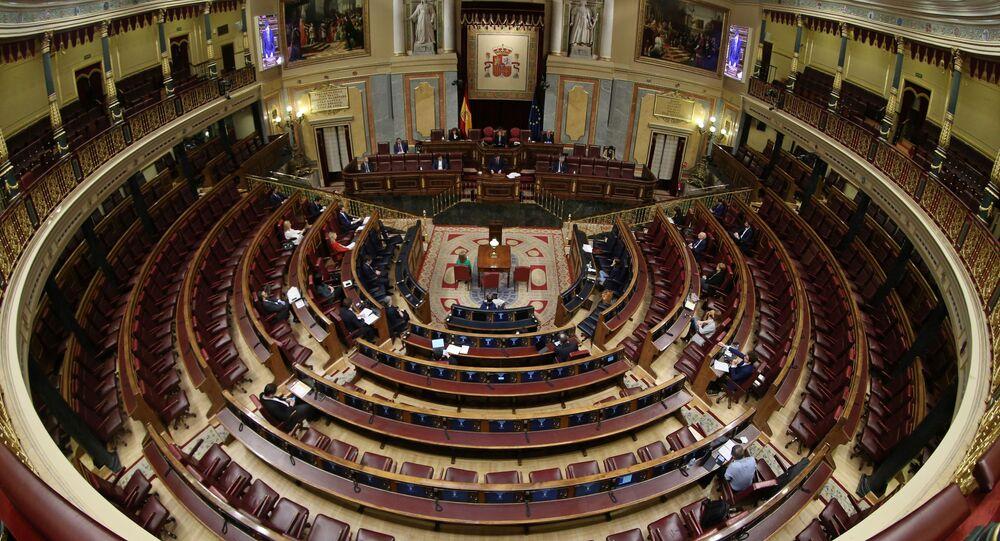 Congreso de los Diputados, España