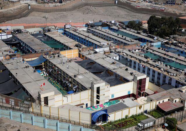 La prisión de Miguel Castro Castro en Lima