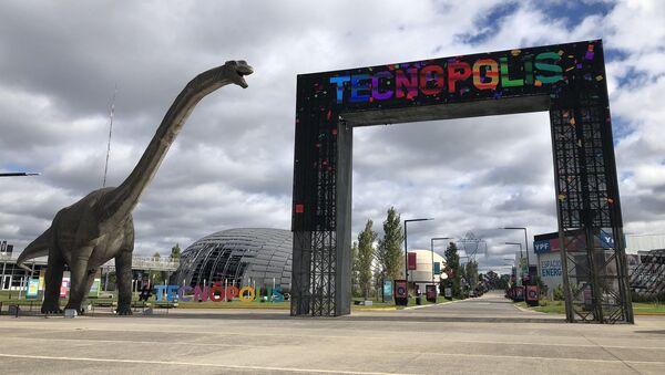 Tecnópolis, el parque cultural sobre ciencia y tecnología más importante de América del sur - Sputnik Mundo