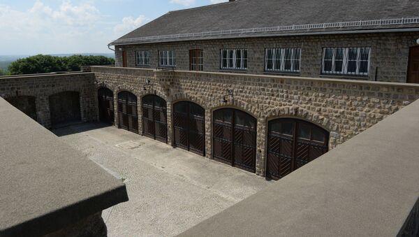 El campo de concentración nazi de Mauthausen - Sputnik Mundo