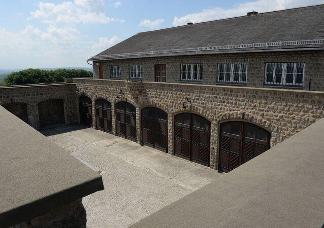 El campo de concentración nazi de Mauthausen