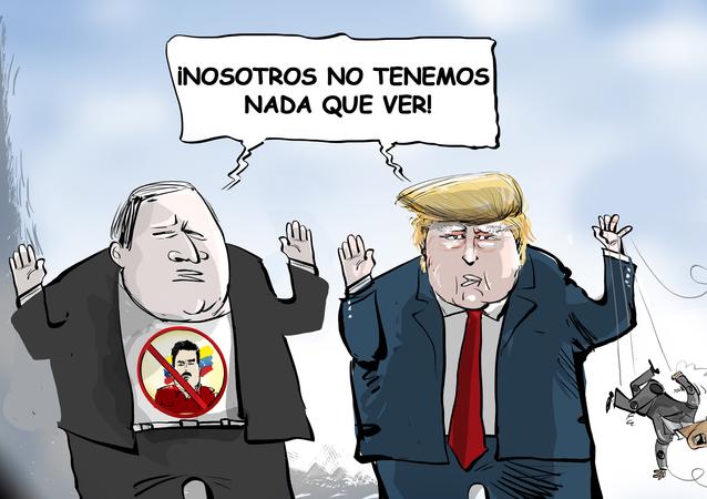 'Yo no fui': EEUU asegura no estar involucrado en la fallida incursión en Venezuela