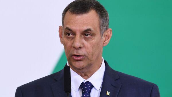 Otávio Rêgo Barros, portavoz del presidente brasileño Jair Bolsonaro - Sputnik Mundo