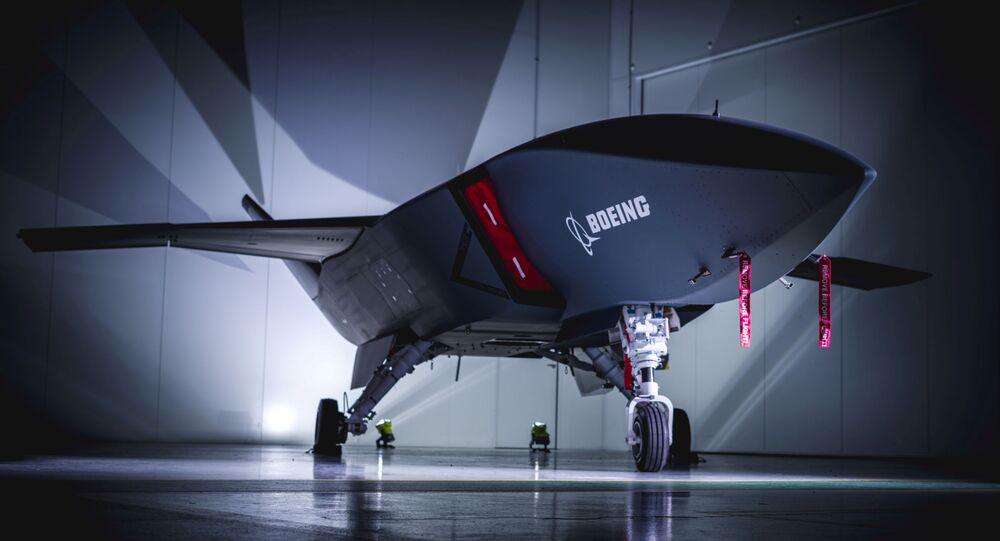 Loyal Wingman, avión no tripulado de Boeing