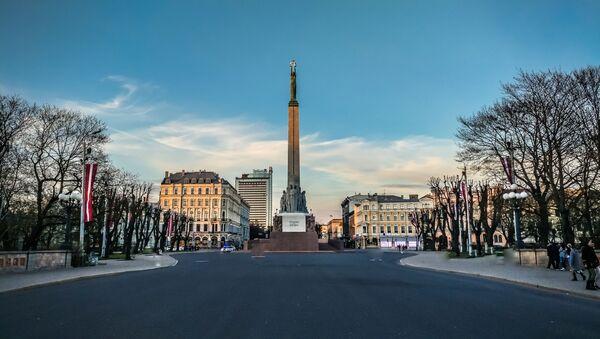 Riga, capital de Letonia - Sputnik Mundo